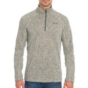 Eddie Bauer 1/4 Zip Sweater Fleece NWT!!